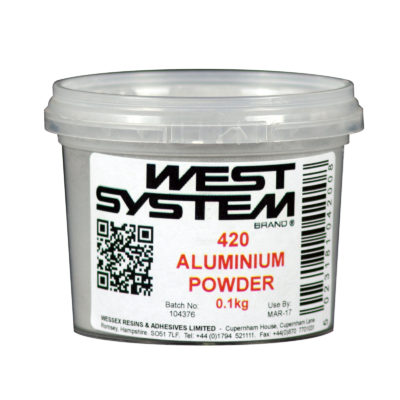WEST SYSTEM 420 - proszek aluminiowy
