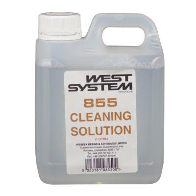 West System 855 Cleaning Solution - płyn do czyszczenia narzędzi po laminowaniu